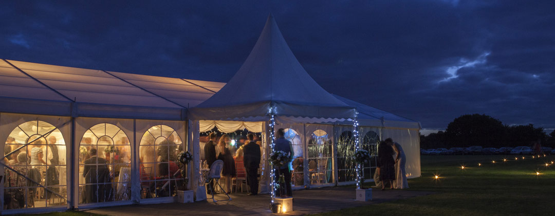 marquee hire, norfolk