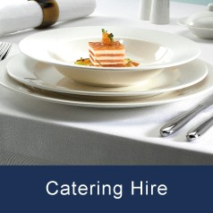 Catering hire