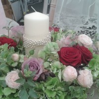 Table decor and centre peices